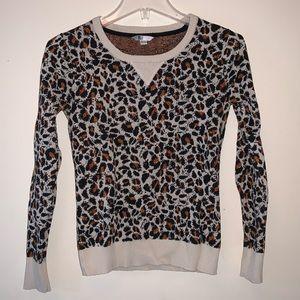 Volcom Leopard Print Sweater